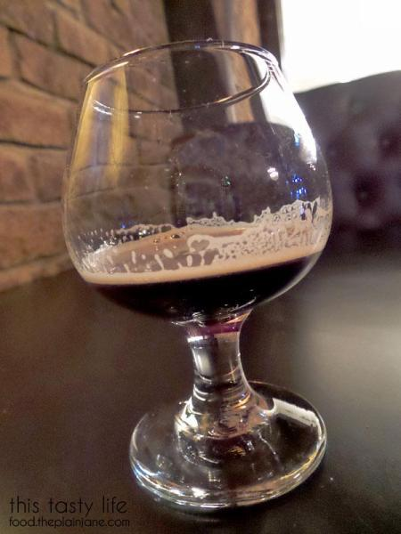Stout Beer Sample at The Cork and Craft | Rancho Bernardo - San Diego - This Tasty Life
