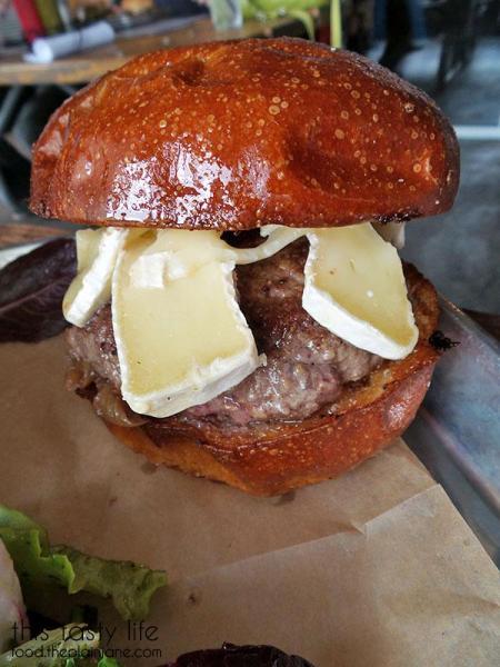 Brie Burger - Draft Republic | San Diego, CA