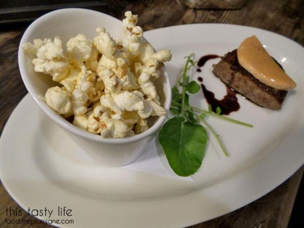 blue-cheese-popcorn-with-rib-eye-steak