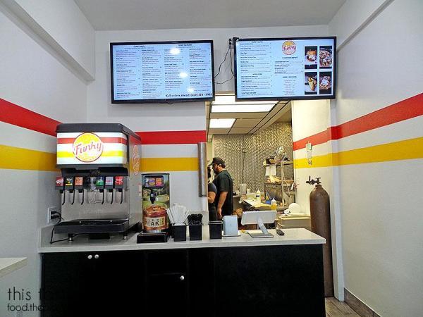 Interior | Funky Fries and Burgers in El Cajon