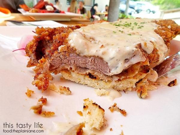 Country Fried Steak | Kitchen 4140 - San Diego, CA