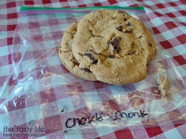 Chocolate Chunk Cookies at The Grove Grinder Sandwich Shop | Lemon Grove - San Diego, CA
