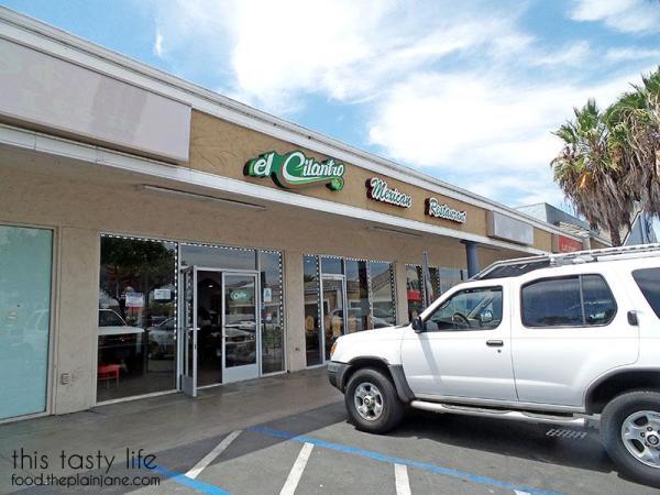 El Cilantro Mexican Restaurant   Imperial Beach, CA