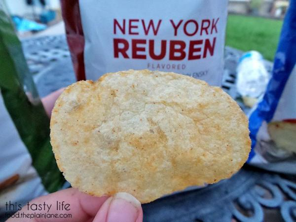 New York Reuben Lays Chips