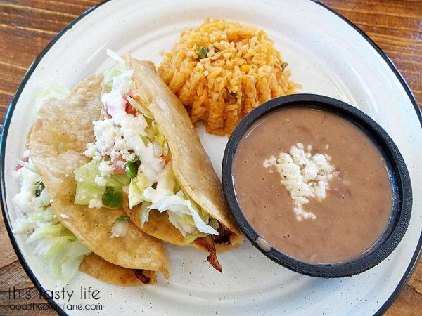 Beef Tacos Lunch Special | Mama Testa Tacqueria - San Diego, CA