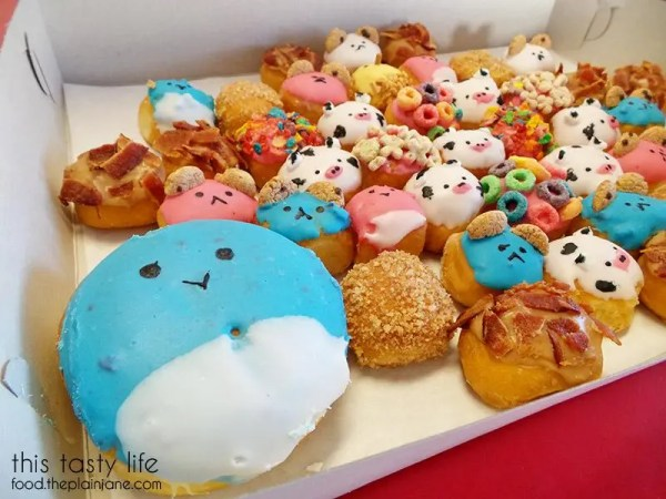 Penguin Donut | Fantastic Donuts - Los Angeles, CA