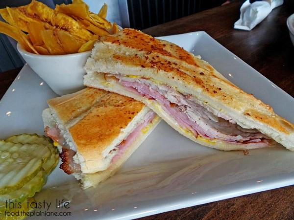 Cubano at Havana Grill | San Diego, CA / This Tasty Life