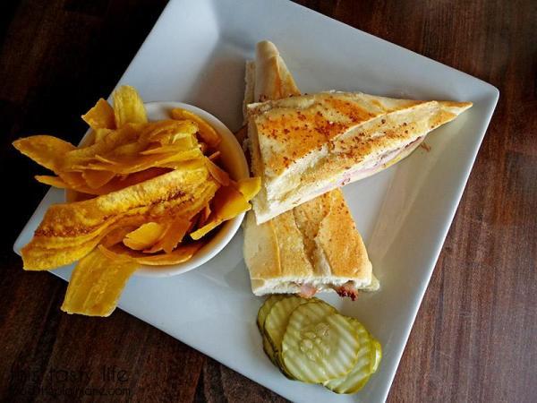 Cubano Sandwich at Havana Grill | San Diego, CA / This Tasty Life