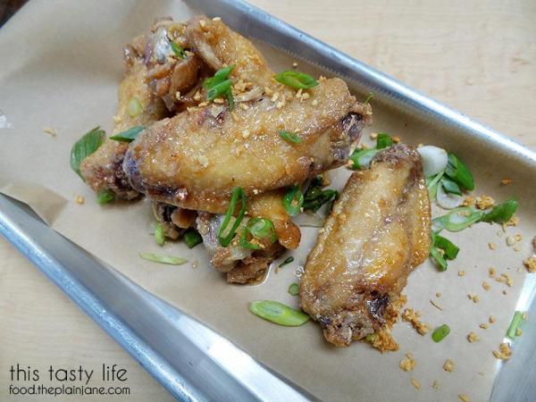 Fish Sauce Wings at Baguette Bros - San Diego, CA