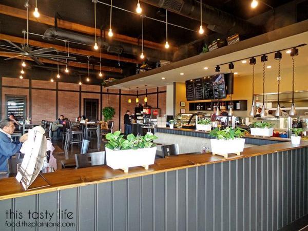 Interior at Havana Grill | San Diego, CA / This Tasty Life