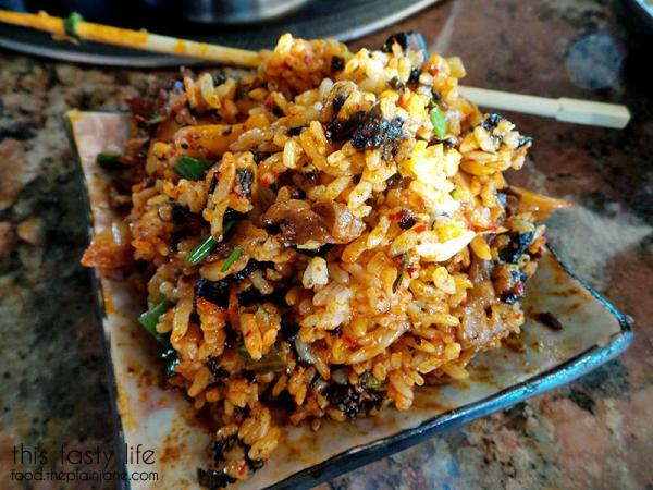 Kimchi Fried Rice - Hae Jang Chon / Los Angeles, CA