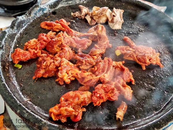Spicy Pork - Hae Jang Chon / Los Angeles, CA