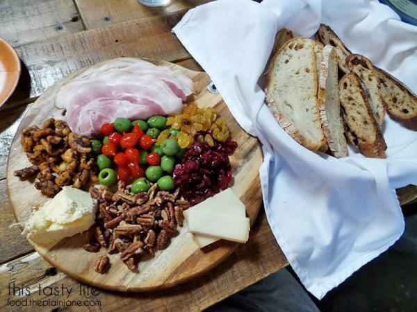 Make Your Own Cheese Plate | Rough Draft Brewing Company - San Diego, CA | This Tasty Life