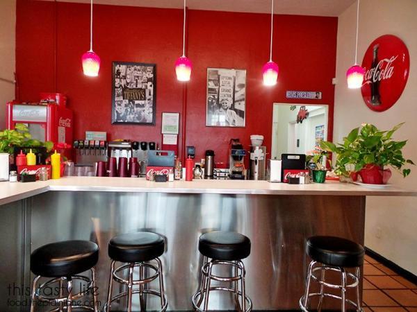 Second Countertops at Suzy Q's Diner - Escondido, CA
