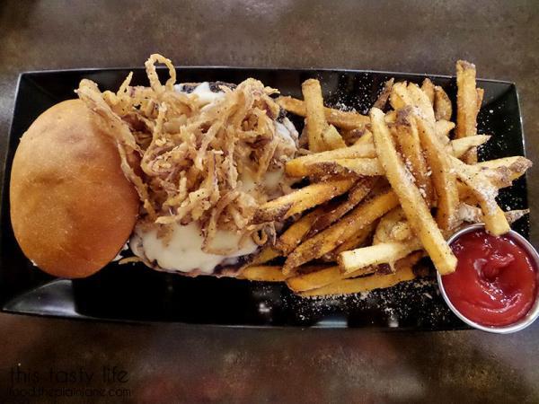 MishMash Burger | MishMash - San Diego, CA | This Tasty Life