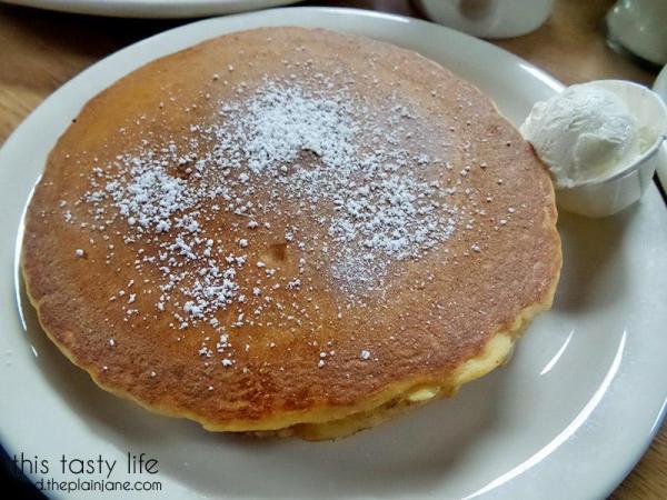 Pancakes | Lemon Grove Cafe - San Diego, CA