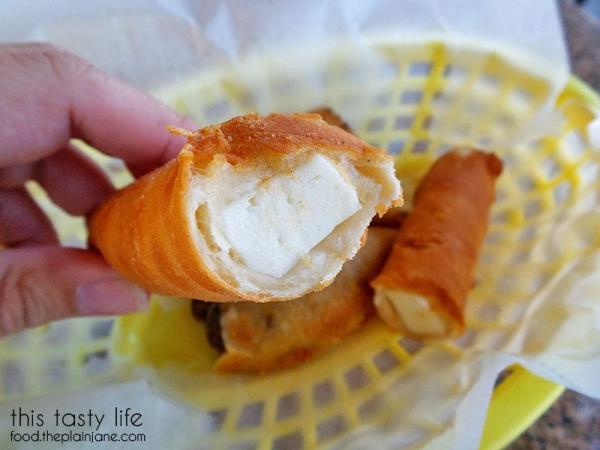 Tequenos Cheese Stick / Viva Las Arepa   Las Vegas   This Tasty Life - http://food.theplainjane.com