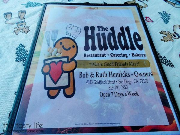 The Huddle | San Diego, CA | This Tasty Life - http://food.theplainjane.com