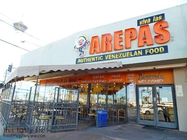 Viva Las Arepa | Las Vegas | This Tasty Life - http://food.theplainjane.com