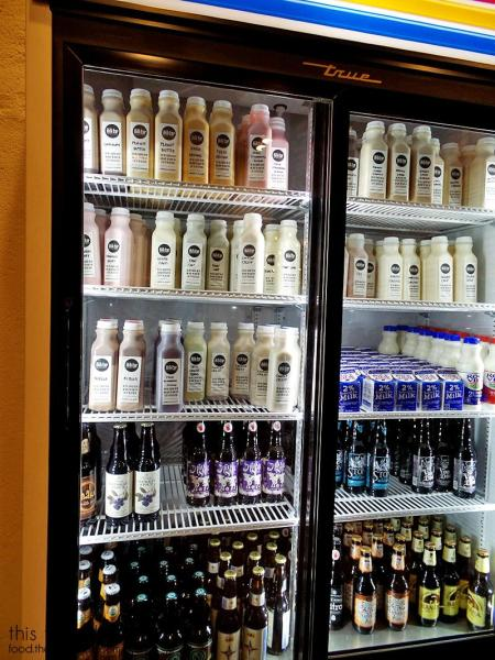 Milk and Beer Case at The Milk Bar | North Park - San Diego, CA
