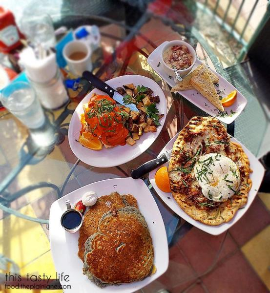 Brunch at Parkhouse Eatery   University Heights - San Diego, CA   This Tasty Life - http://food.theplainjane.com