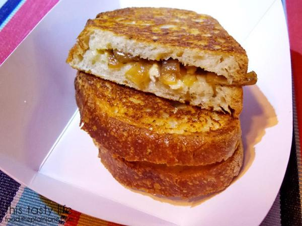 Grilled Cheese at Royale with Cheese | San Diego Burger Week 2016 | This Tasty Life