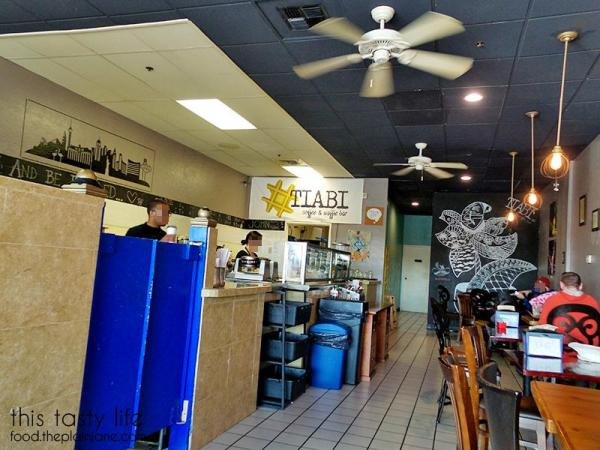 Interior | TIABI Coffee & Waffle Bar | Las Vegas, NV