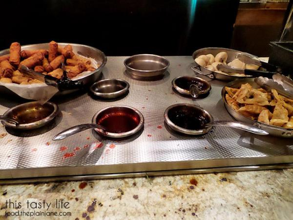 Chinese Station | The Buffet at Harrah's Rincon Casino