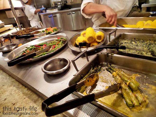American Station | The Buffet at Harrah's Rincon Casino