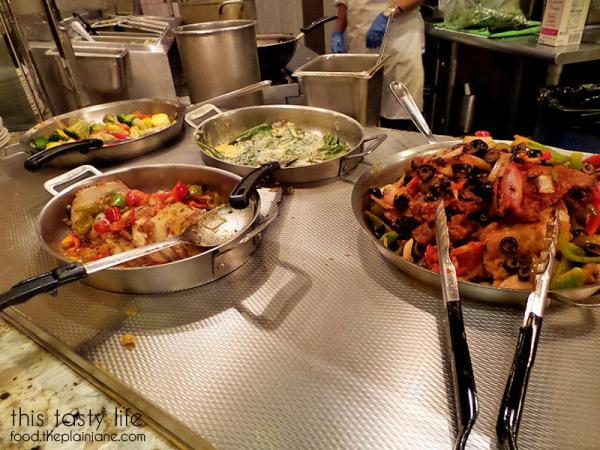 Italian | The Buffet at Harrah's Rincon Casino