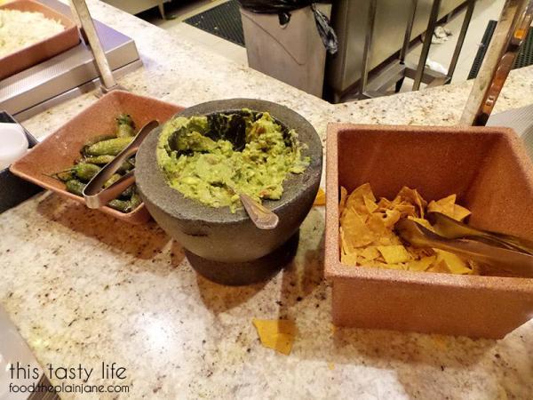 Mexican | The Buffet at Harrah's Rincon Casino