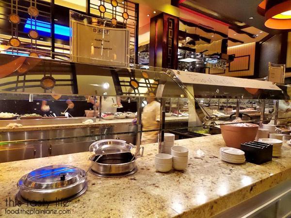 Soup Station | The Buffet at Harrah's Rincon Casino