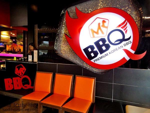 Interior at Mr BBQ in Fullerton, CA