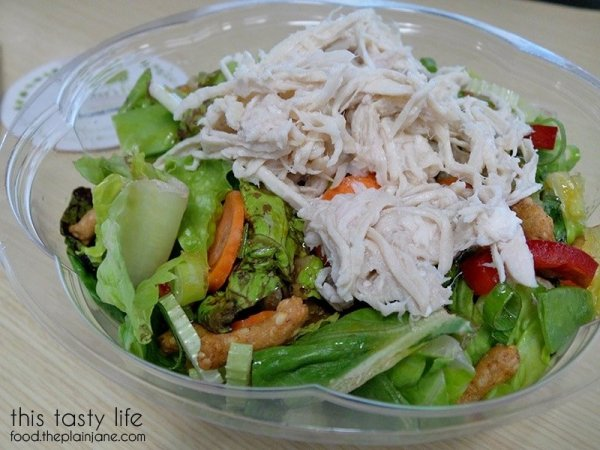 Chopped Chinese Salad | Farmer's Fix - San Diego, CA