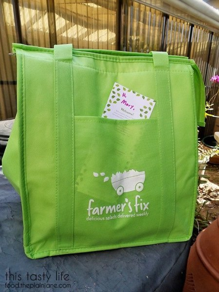 Farmer's Fix Cooler Bag
