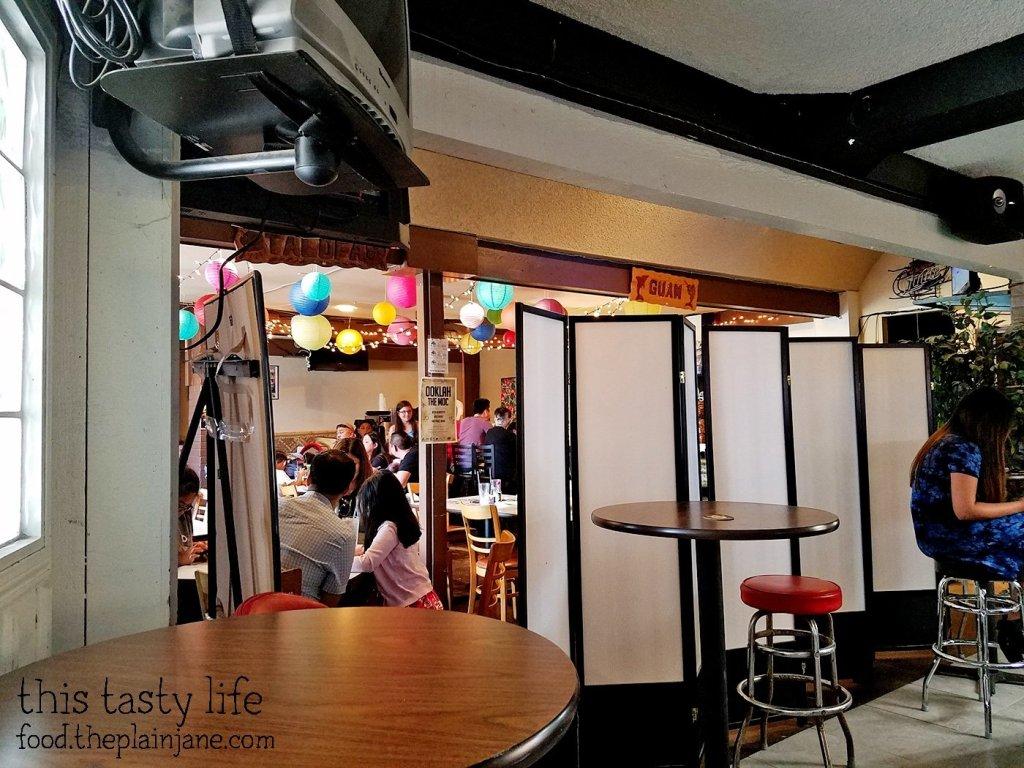 Weird divider   Matua's Sushi Bar and Islander Grill - Chula Vista, CA