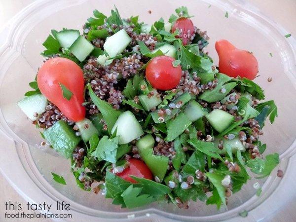 Quetzalcoatl Quinoa Salad | Farmer's Fix - San Diego, CA