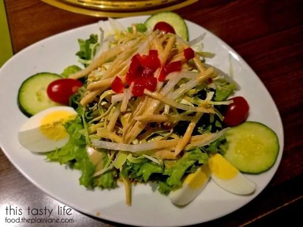 Starter Salad | Gyu-Kaku Japanese BBQ - Scripps Ranch / San Diego, CA