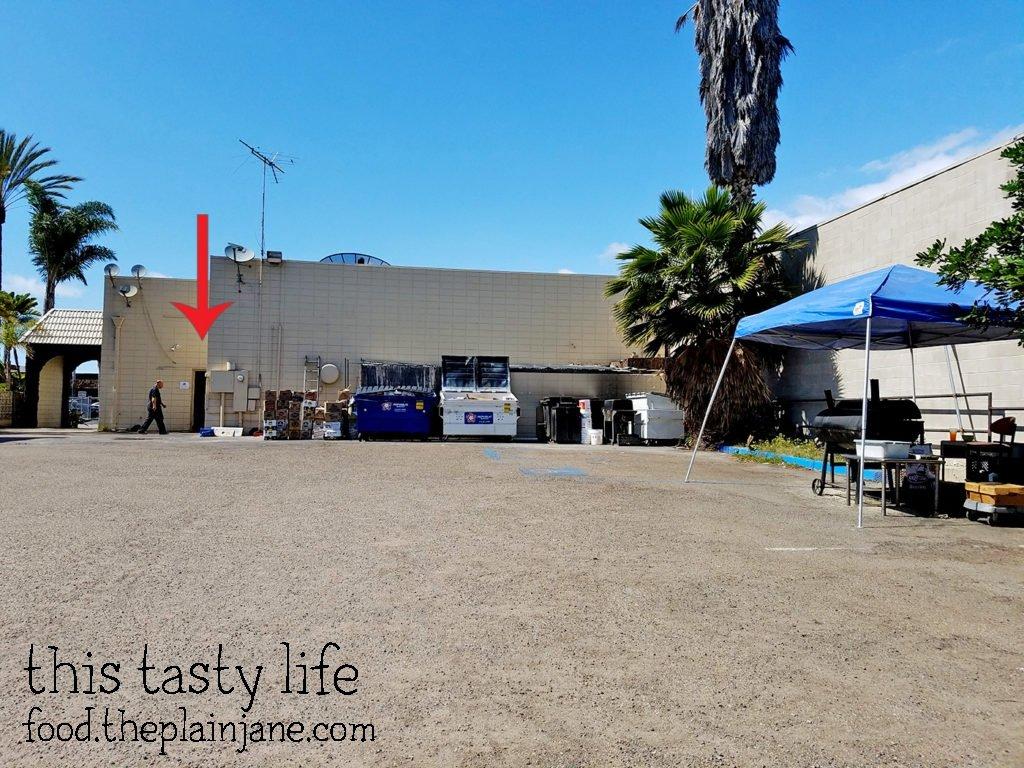 Back Entrance   Matua's Sushi Bar and Islander Grill - Chula Vista, CA
