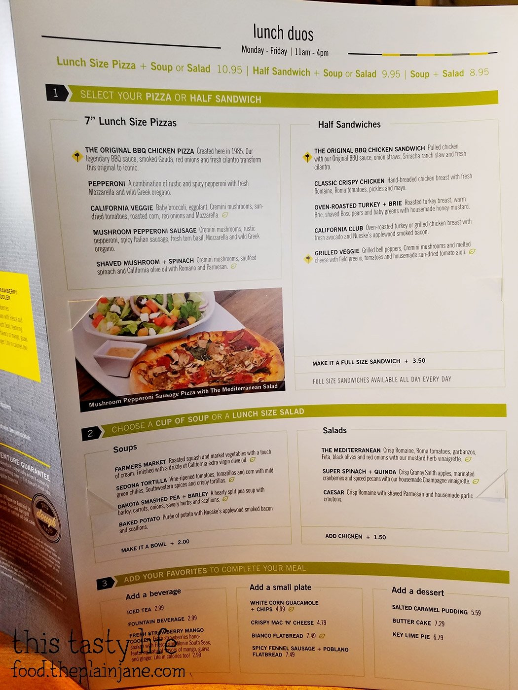 Superb Theres More Than Just Pizza At California Pizza Kitchen Interior Design Ideas Gentotryabchikinfo
