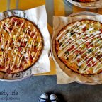 New Southwest Pizzas at Pieology