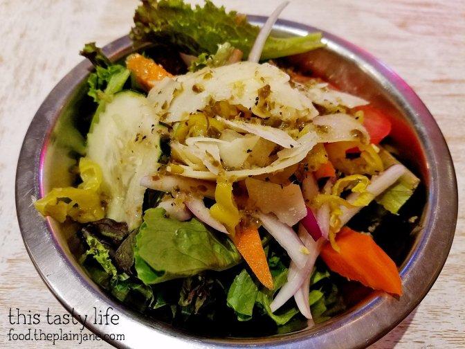 Mini Garden Salad | The New Yorker | Downtown San Diego, CA