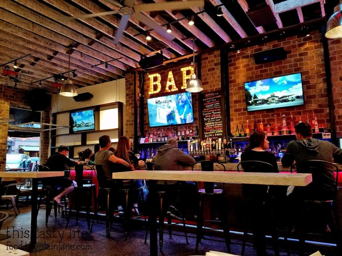Bar at The New Yorker | Downtown San Diego, CA