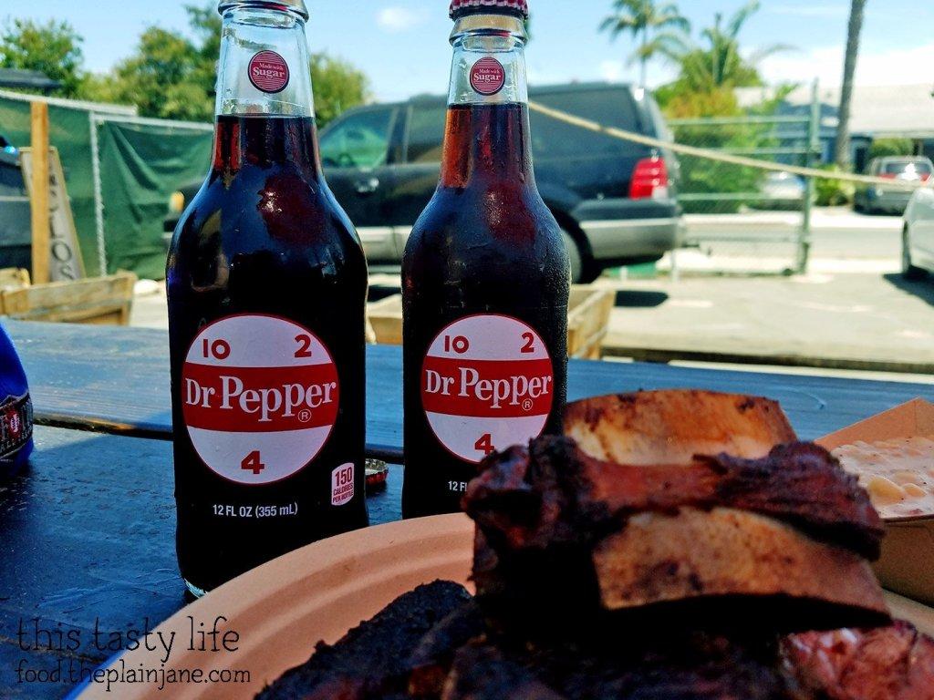 Dr Pepper | Grand Ole BBQ y Asado | North Park - San Diego, CA