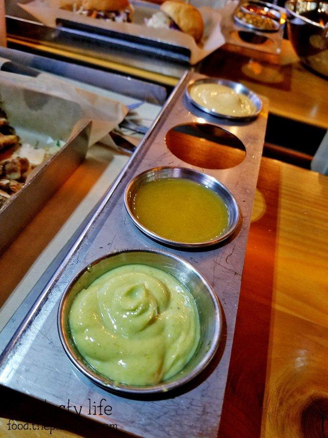 Sauces   Encontro North Park - San Diego, CA