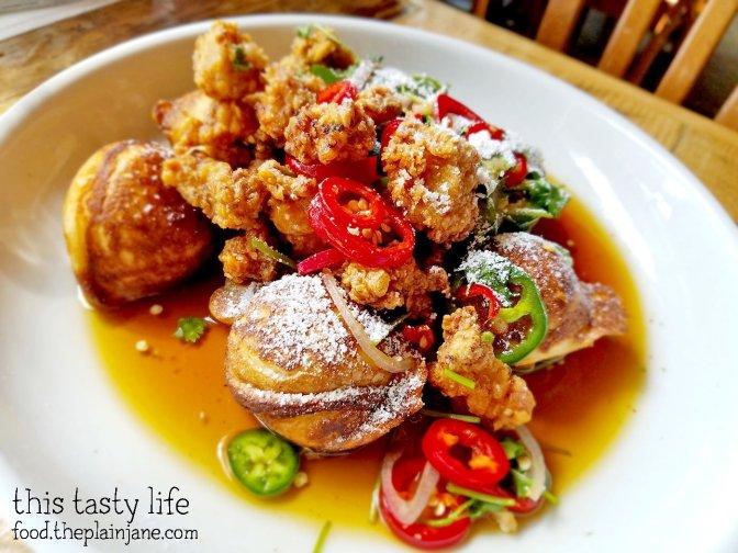 Thai Pancake Balls / Grits Fullerton - Fullerton, CA