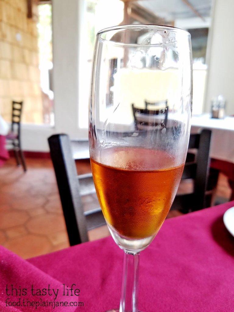 Vin Santo wine - Acquavite | San Diego, CA