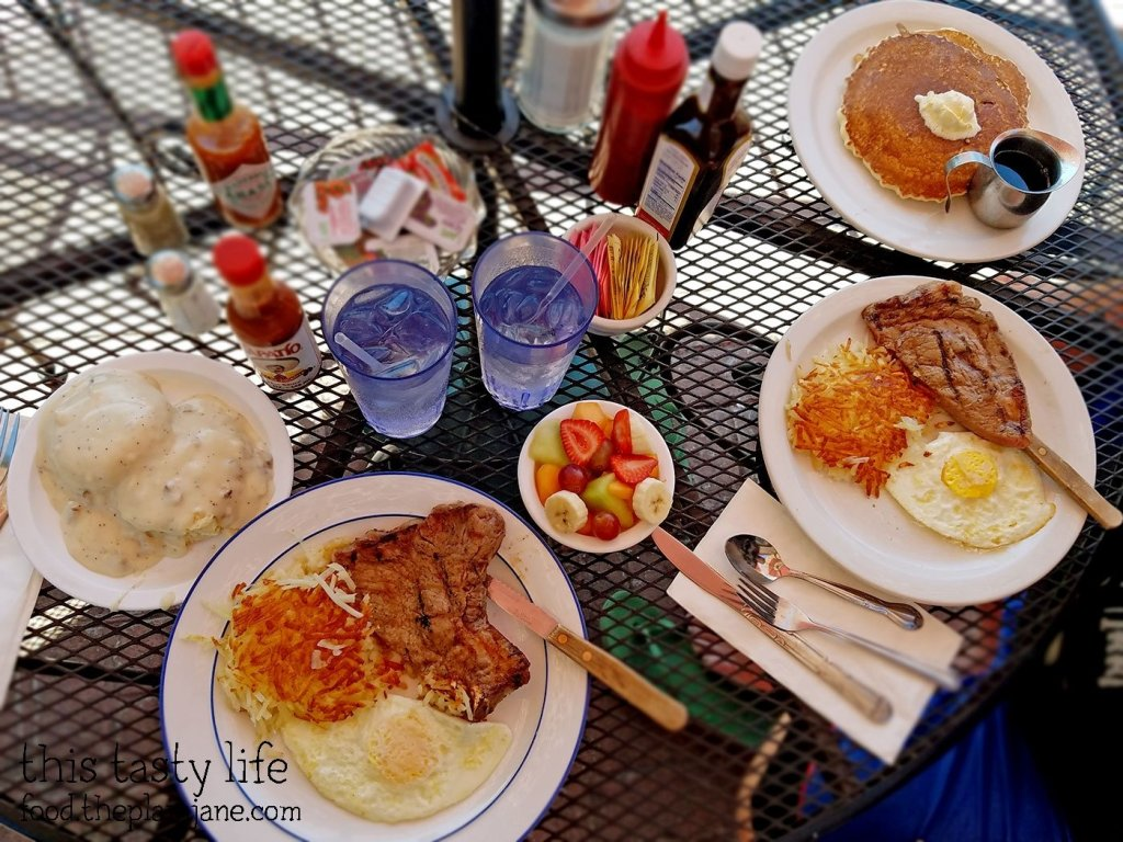 Breakfast at Shirley's Kitchen | La Mesa