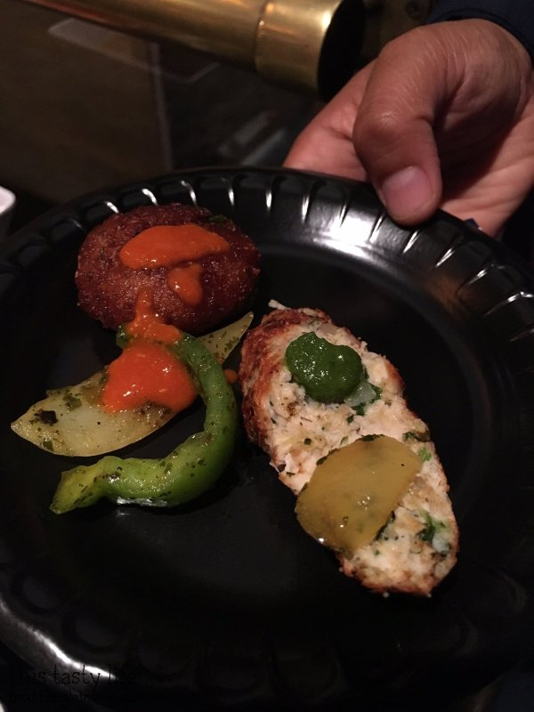 Kabobs from Gourmet India | Taste of Downtown