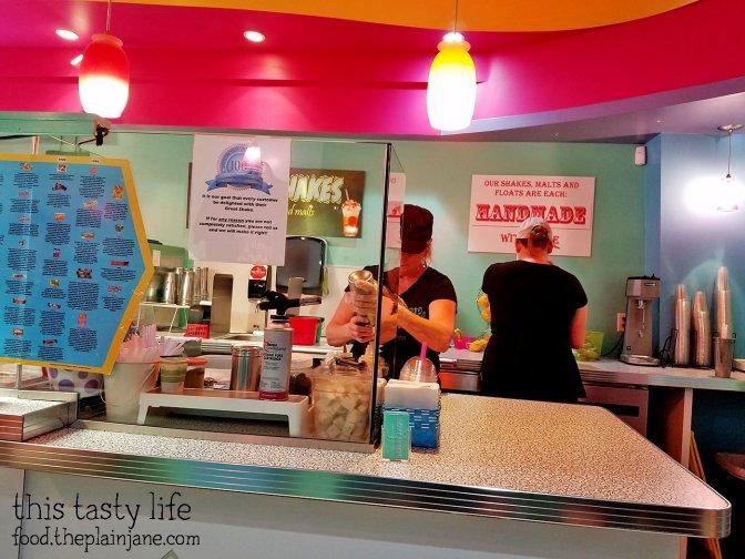 Milkshake Makers - Great Shakes | Palm Springs, CA
